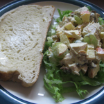 Coronation Salad