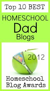 Top Ten Homeschool Dad Blogs