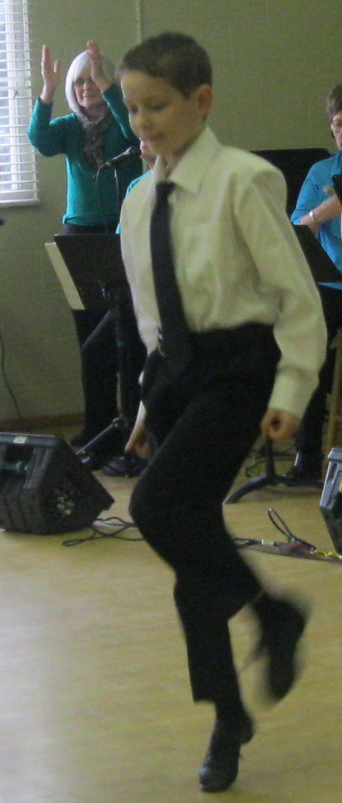 Philip Irish Dancing