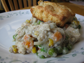 Chicken Pot Pie Unaltered