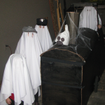 Ghost Train Stroller