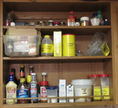 Spice Shelf After