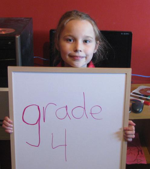 Margaret Grade 4