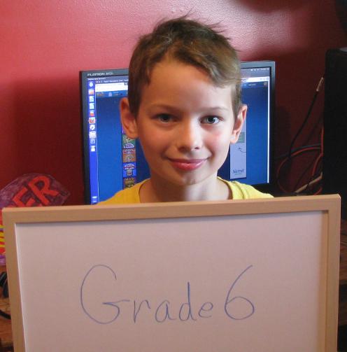 Philip Grade 6