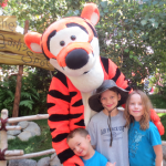 Family and Tigger