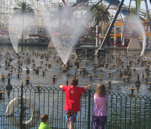Goofy's Water Show