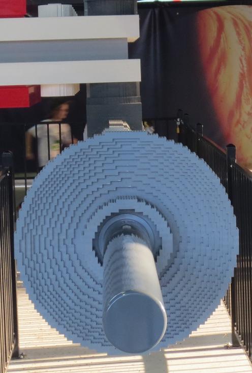 Life Sized Lego X Wing