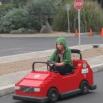 Margaret Driving