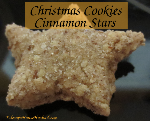 Cinnamon Stars - Christmas - Swiss - Gluten Free