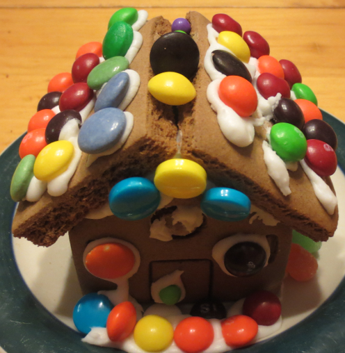 Ian Gingerbread House