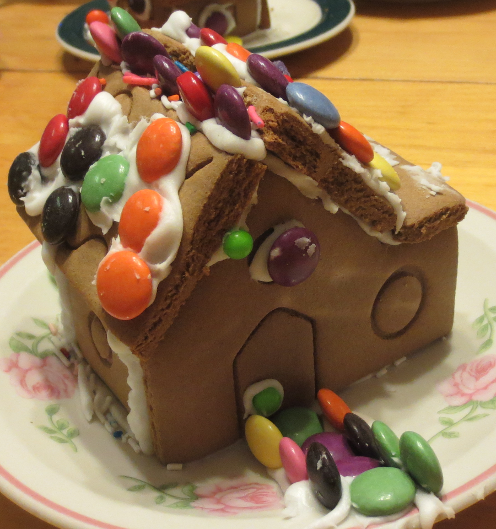 Margaret Gingerbread House