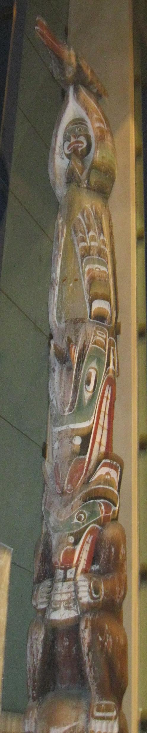 MOA Totem Pole