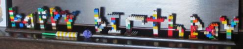 Lego Happy Birthday