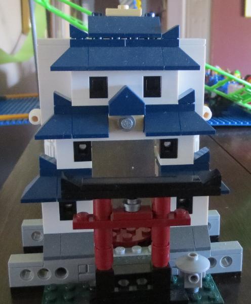 Lego Pagoda