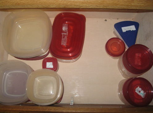 Container Drawer After