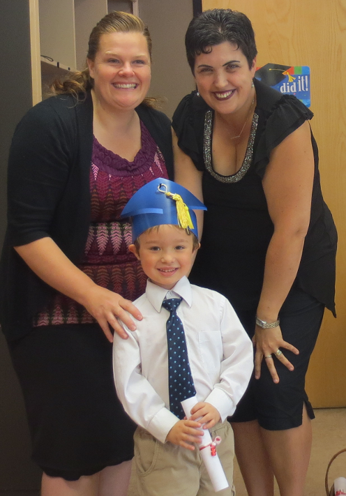 Ian Preschool Graduation