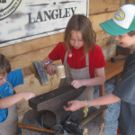 Fort Langley Kids Metalworking