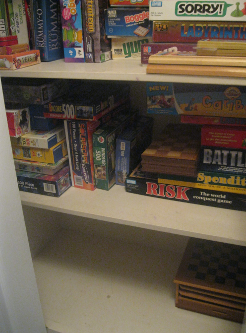 Game Closet After