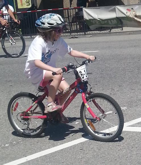 Margaret Piccollofondo Bike Race