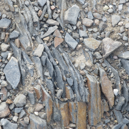Layers of Shale