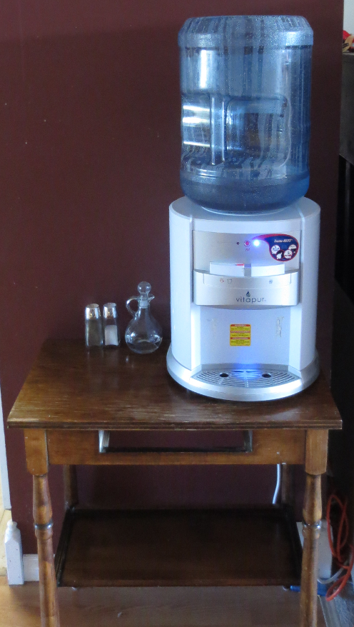 Water Cooler After