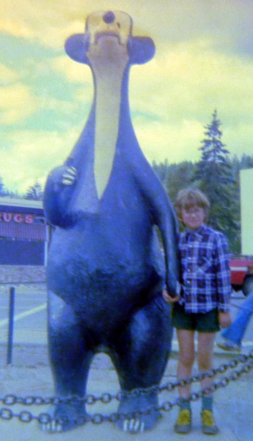 Jasper Bear 1970s