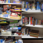 Game Closet Before and After