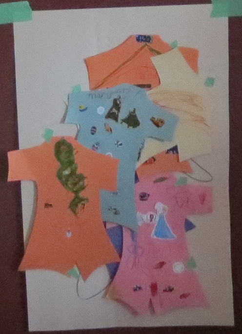 Pin the PJs on the person