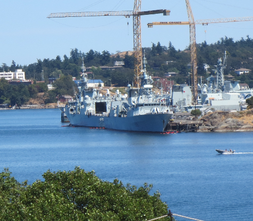 Esquimalt Navy Base