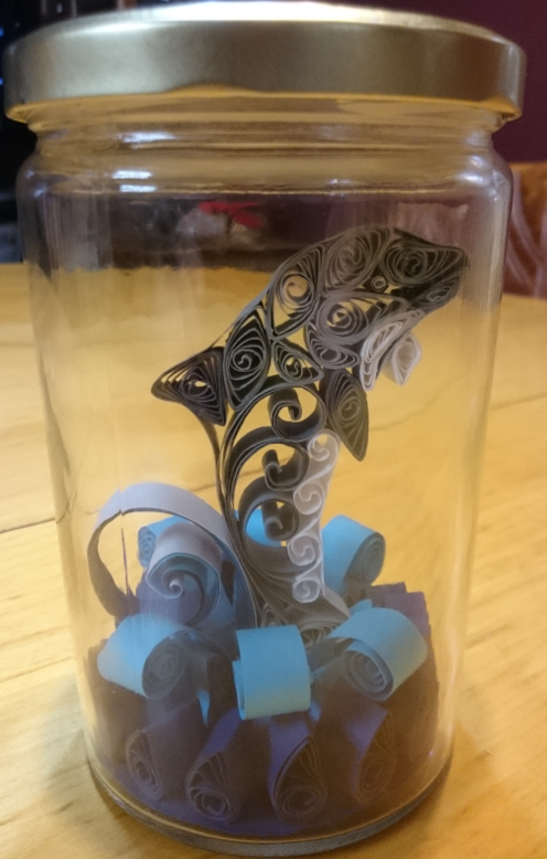 Quilled Dolphin