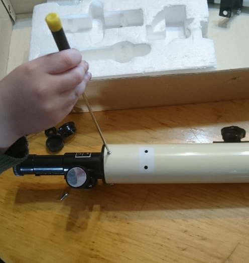 Telescope Disassembly
